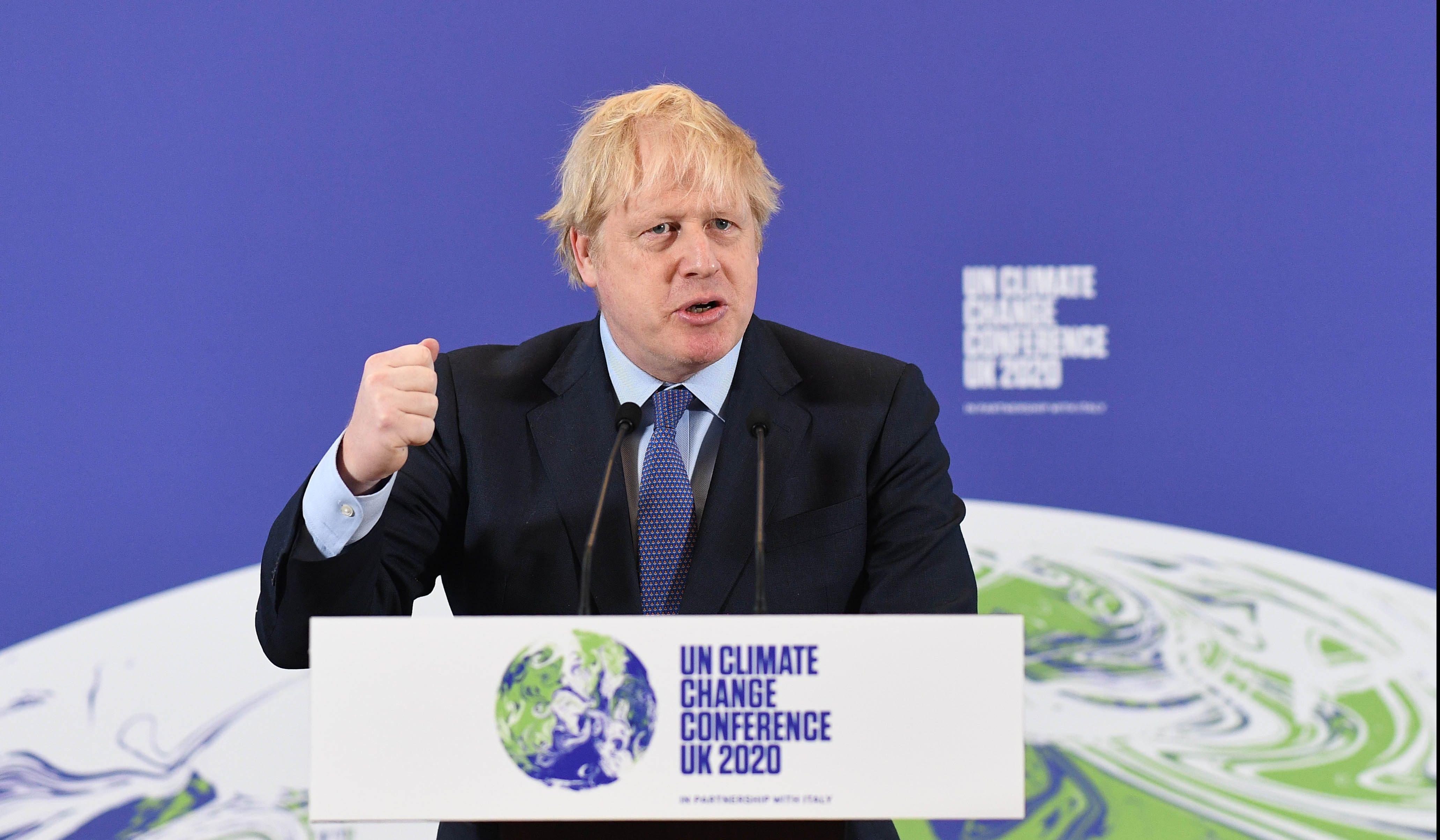 Net Zero Part 6: Can Net Zero Go Bad For Politicians? Keep An Eye On British PM Boris Johnson