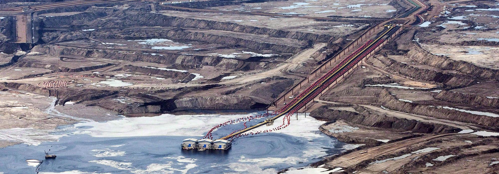 Canada's carbon leak problem
