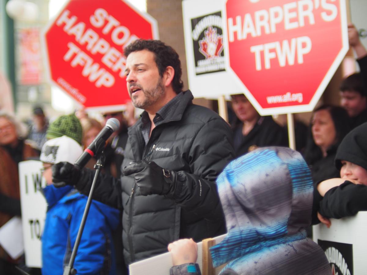 TFWP rally
