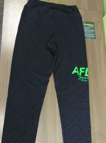 Photo of the AFL leggings