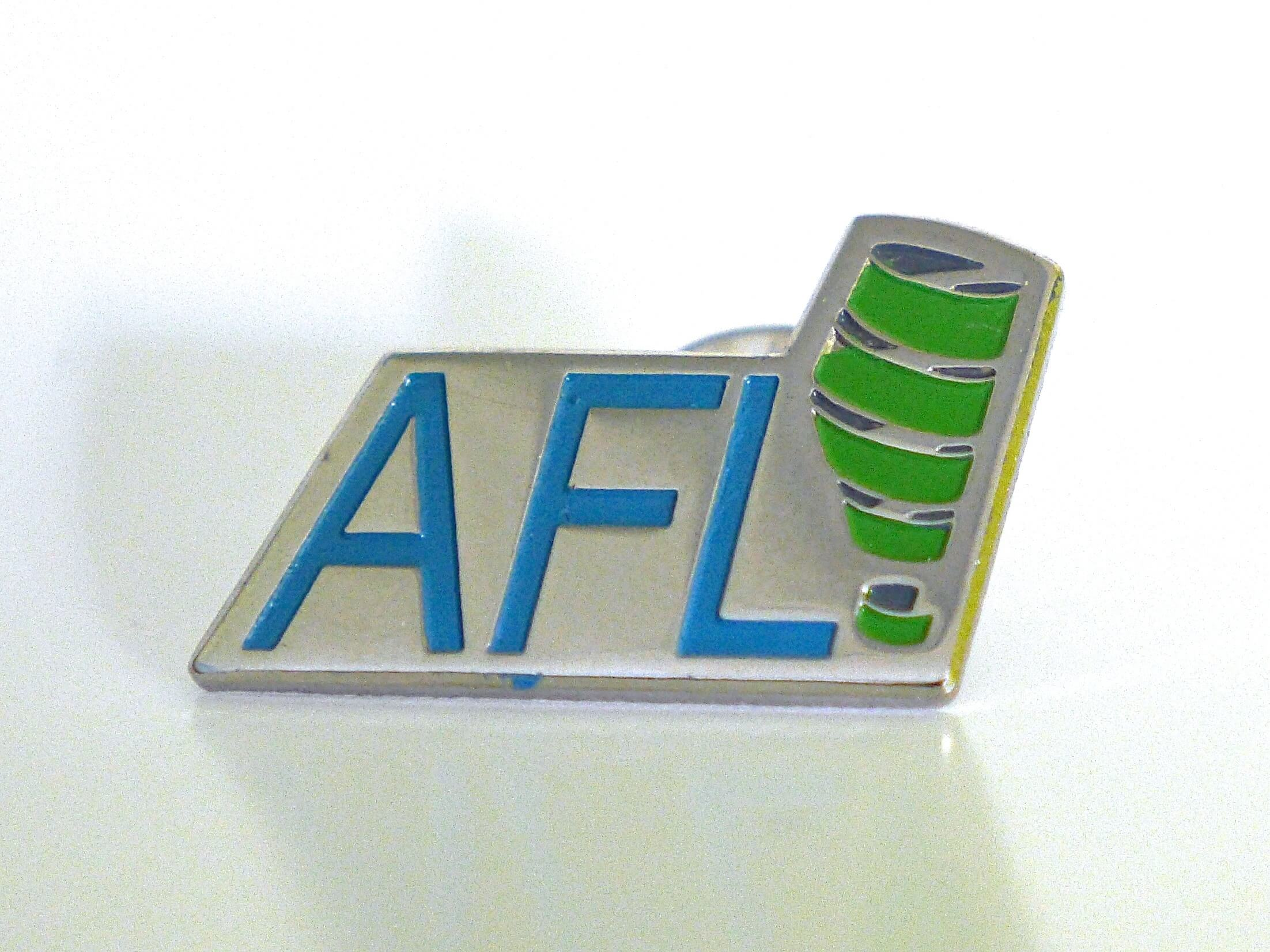 AFL Pin Photo