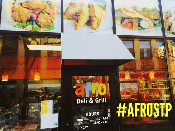 Afro Deli Saint Paul