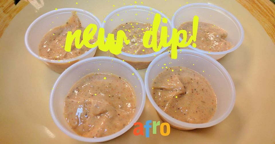 Afro Deli & Grill Dip