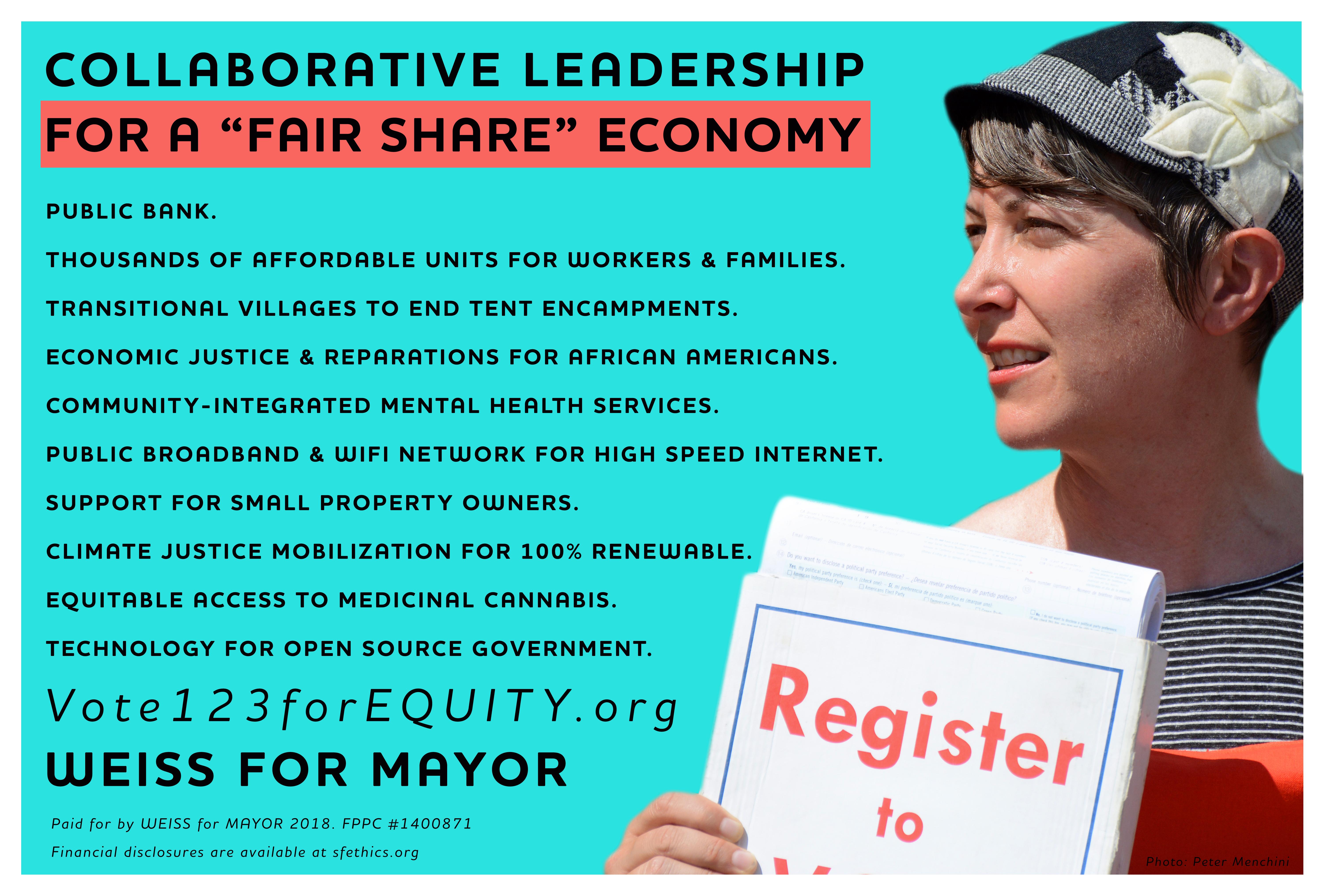 Platform for Equity