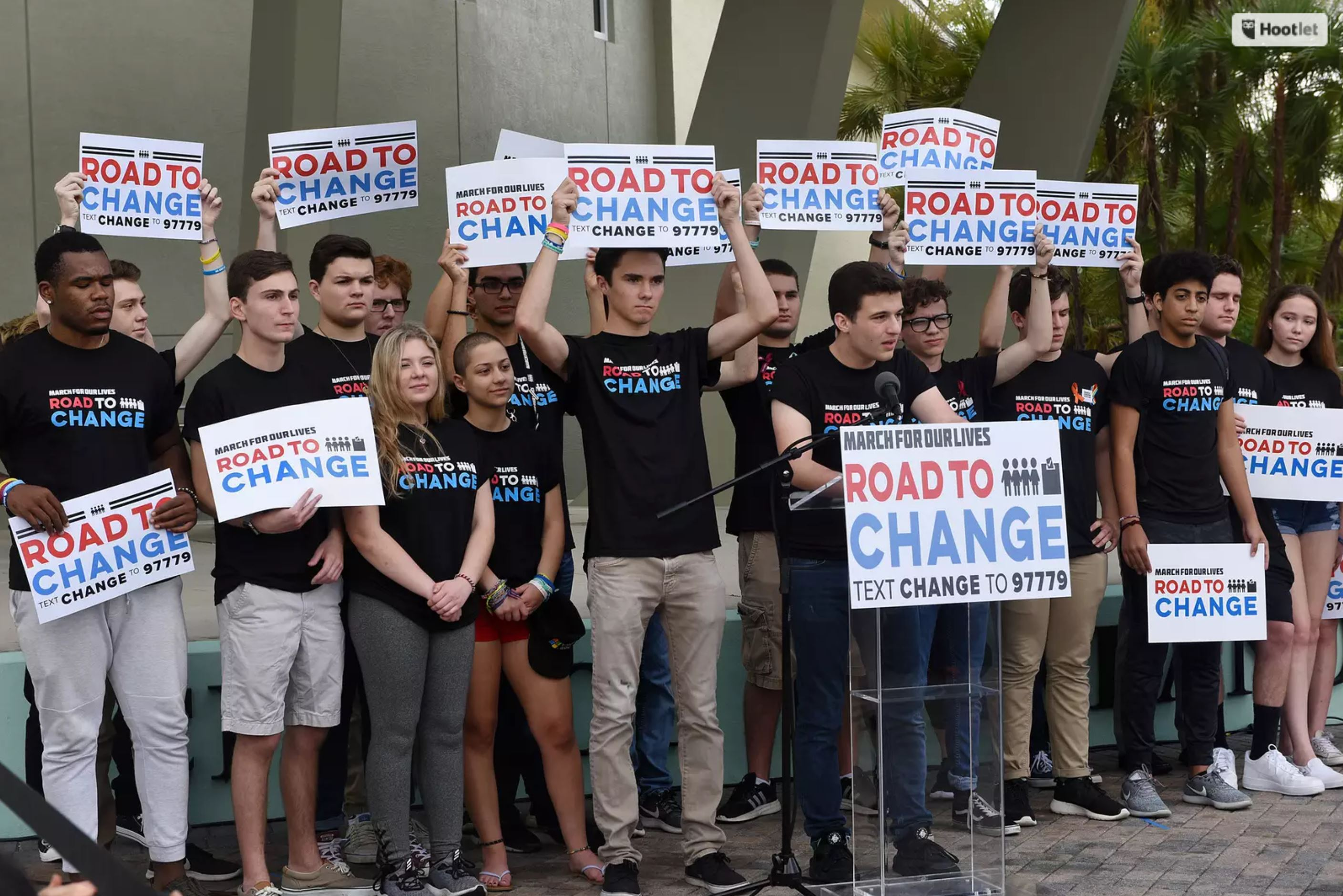 Road To Change Tour