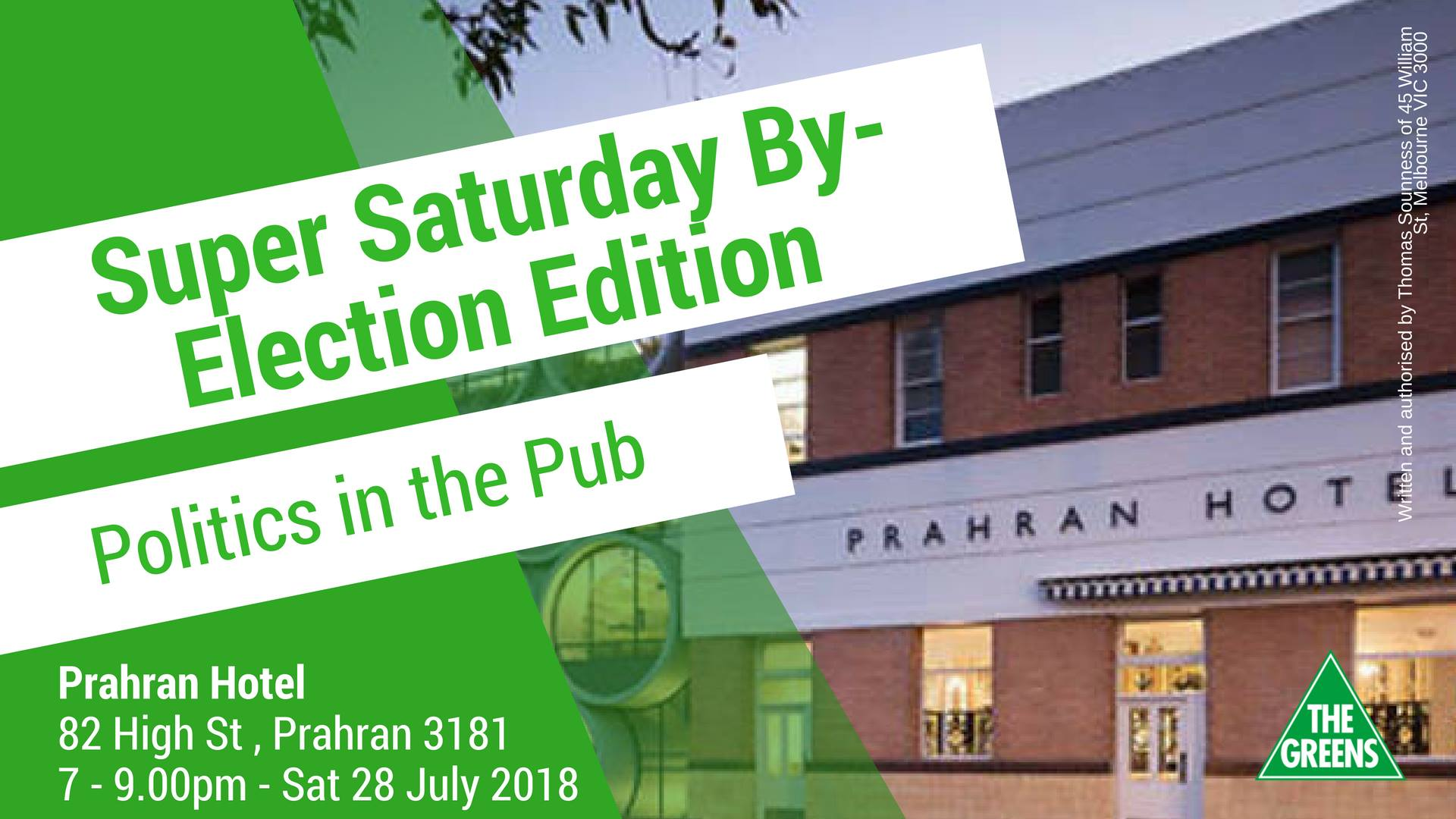 Politics in the Pub - Super Saturday By-election Edition