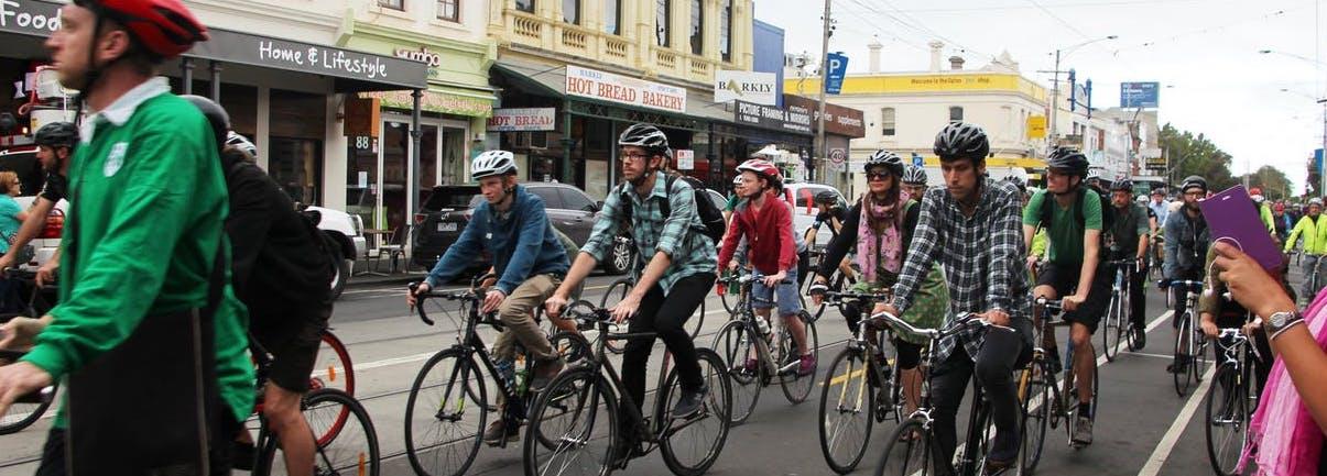 Safer Bike Path for Sydney Road