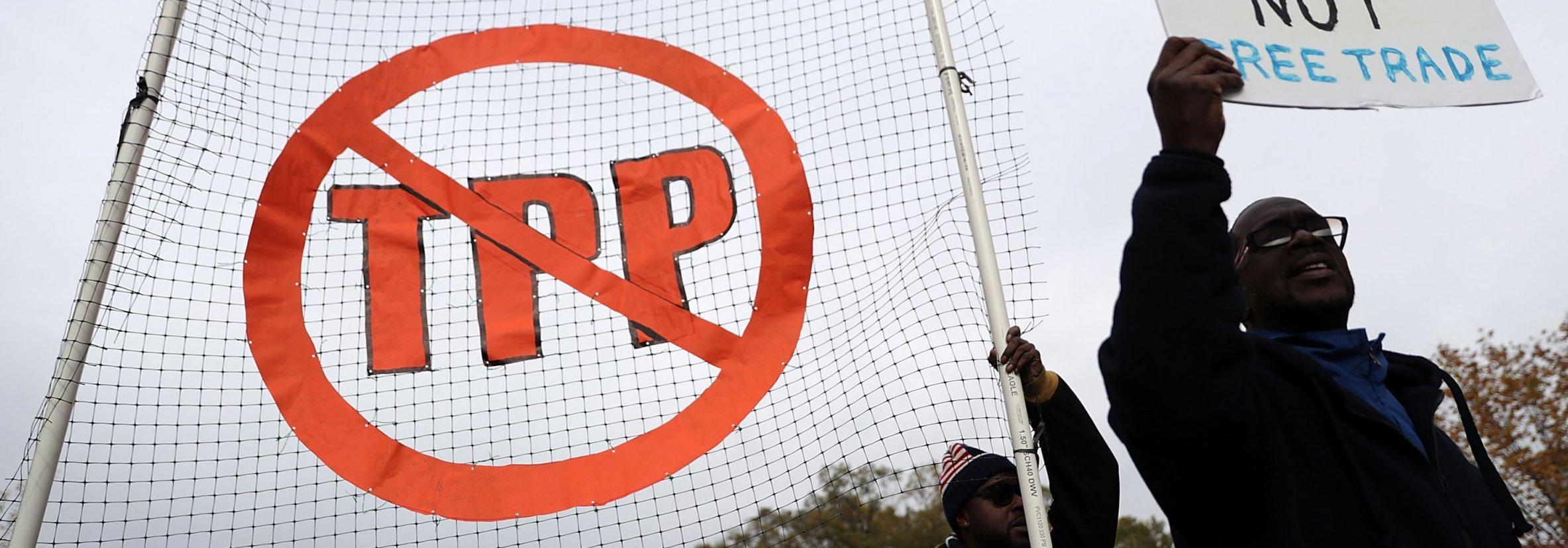 Labor: Come Clean On the TPP