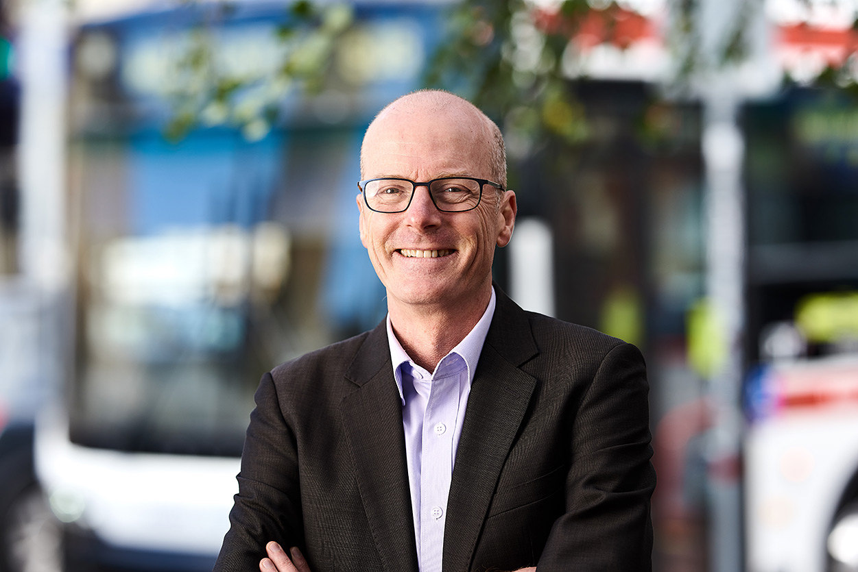Dr Tim Read MP is the state Greens MP for Brunswick