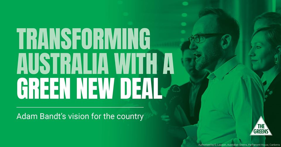 On the couch with Adam Bandt