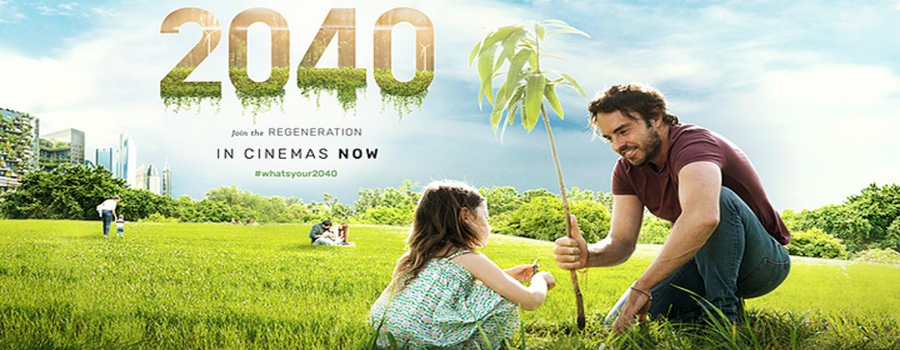 '2040' film night w/ the Moreland Greens