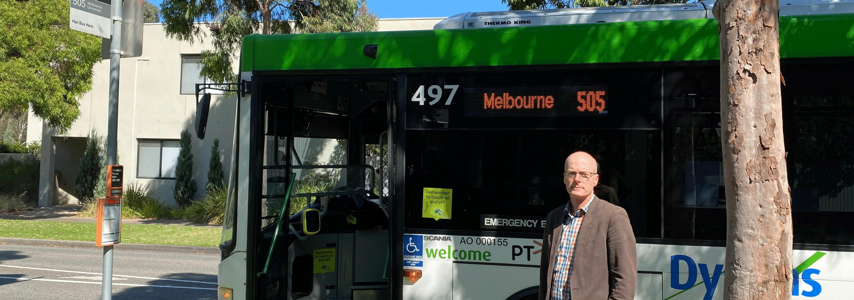 Better Bus Services for Parkville Gardens