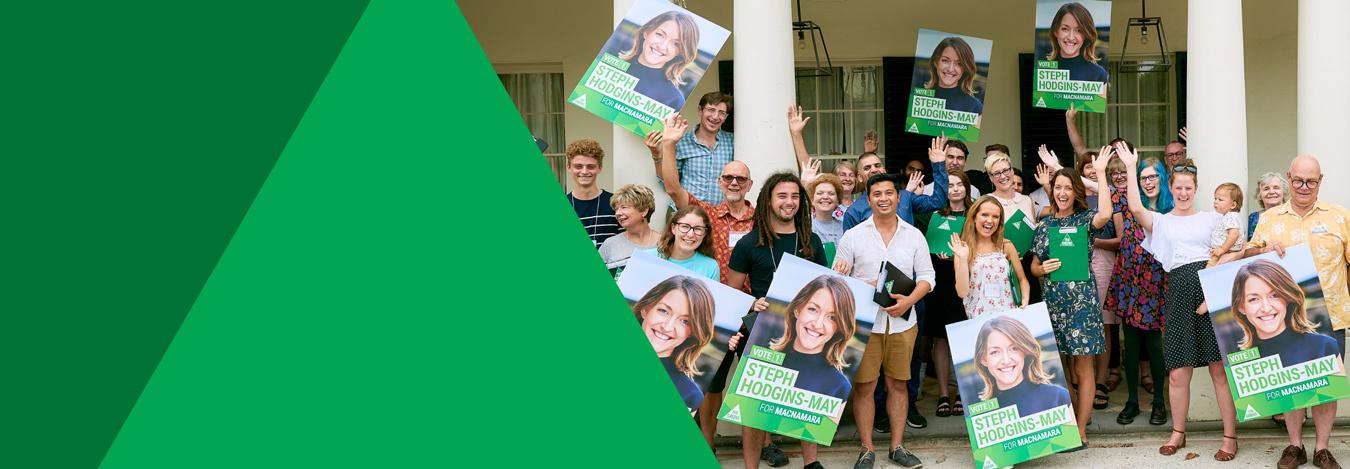 Macnamara Campaign Update