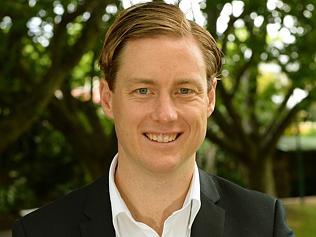 Greens MP Sam Hibbins. Picture: Carmelo Bazzano.