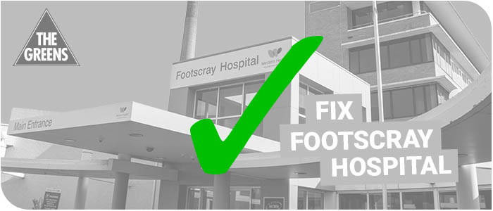 Fix Footscray Hospital