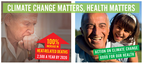 Climate change matters health matters - Victorian Greens - Colleen Hartland