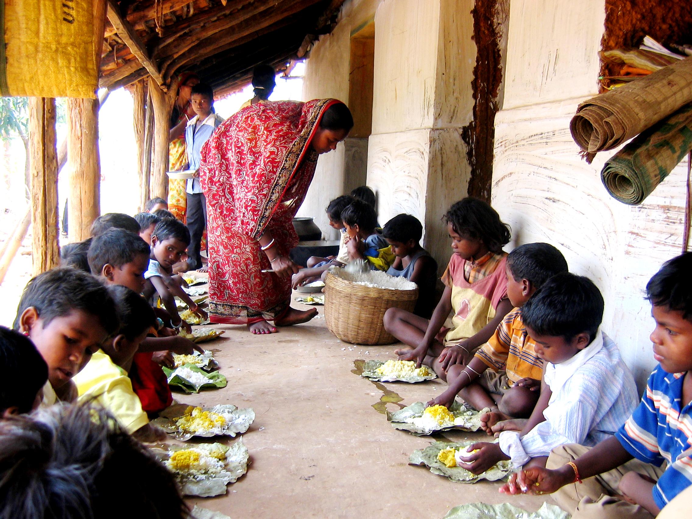 Berabhenge School - Association for India's Development