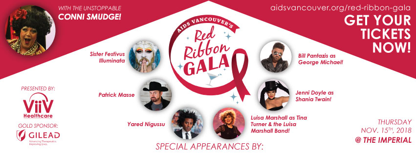 Red Ribbon Gala 2018