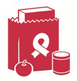 AIDS Vancouver Grocery Program Icon