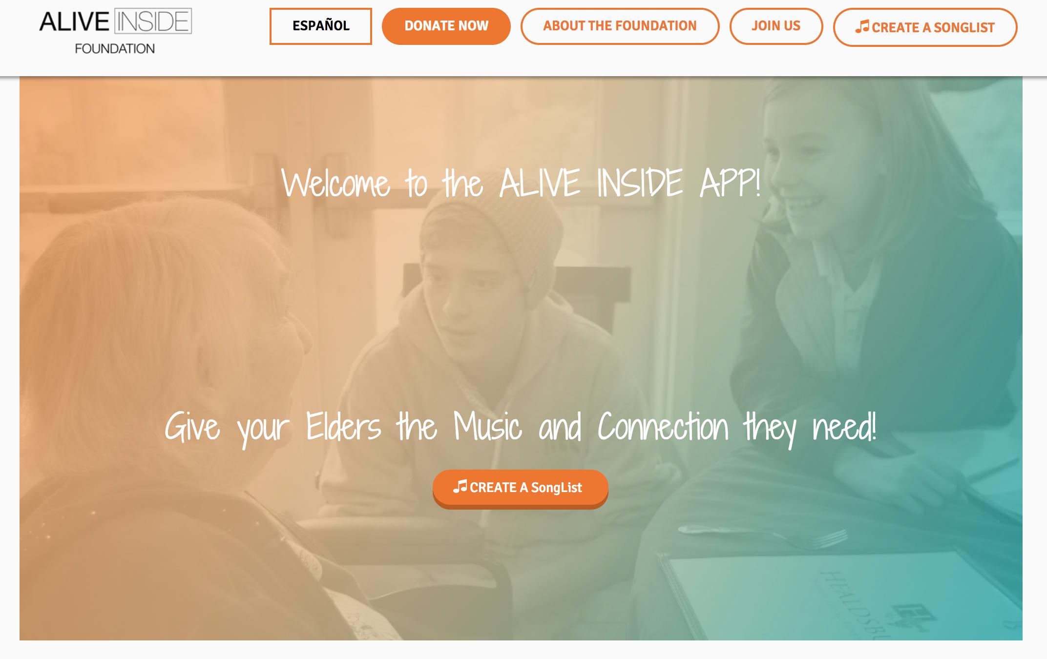 Creating Spotify Playlists - Alive Inside