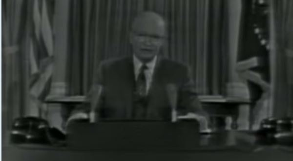 Eisenhower Farewell Message.