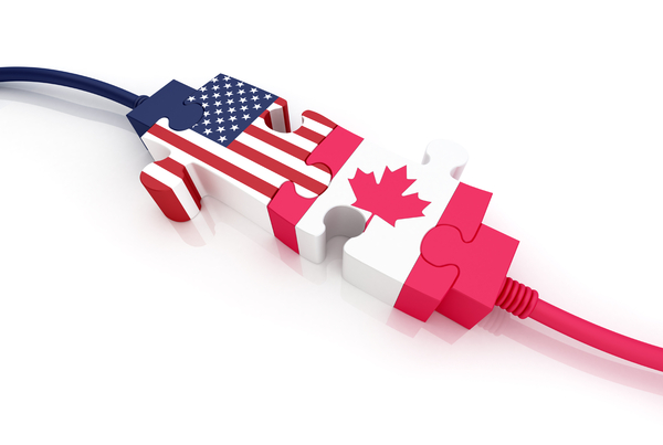 U.S. merger with Canada