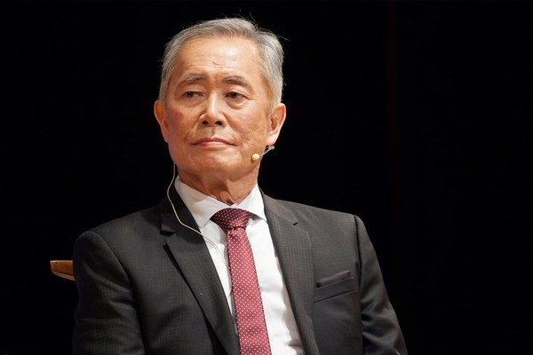 George Takei for Technocratic 2020 Presidential Nominee