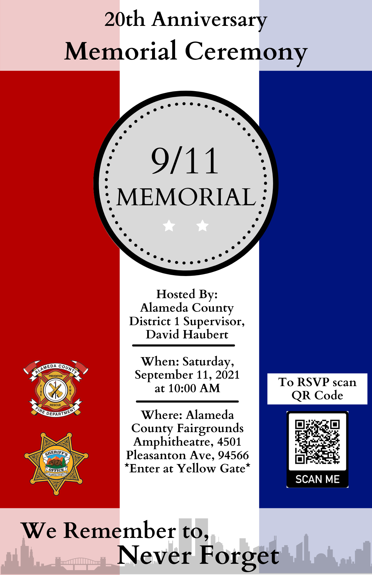 9/11 Flyer