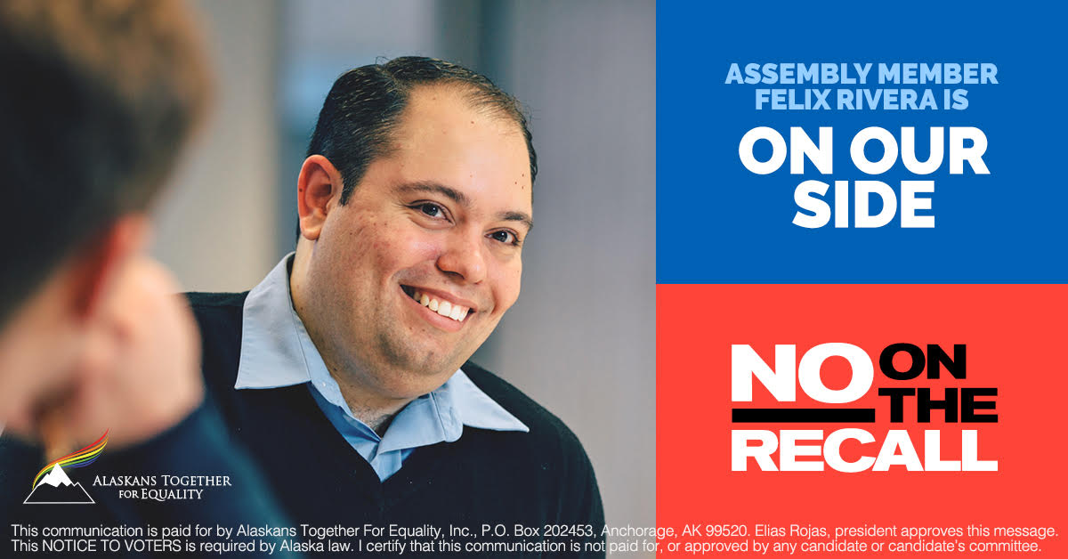 Felix Rivera Is Doing His Job | No On the Recall