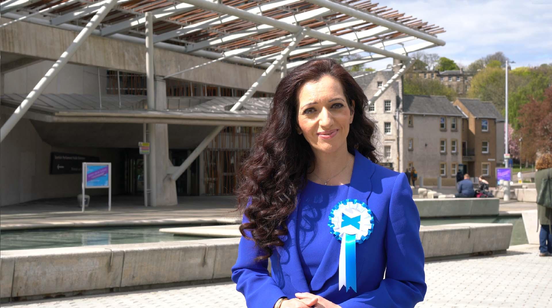 Watch ALBA Party Chair Tasmina Ahmed-Sheikh in ALBA's Weekly Update