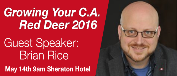 AGM 2016 with Brian Rice