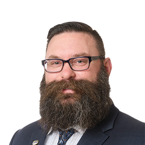 Shaye Anderson - MLA for Leduc-Beaumont