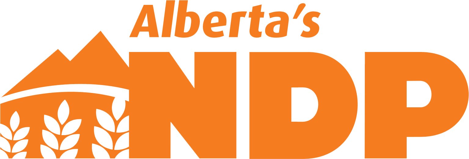 Alberta New Democratic Party logo