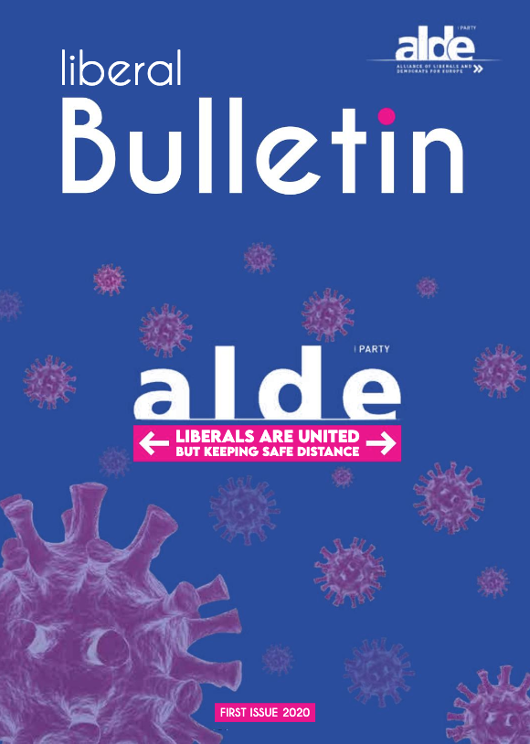ALDE Party Liberal Bulletin 01/2020