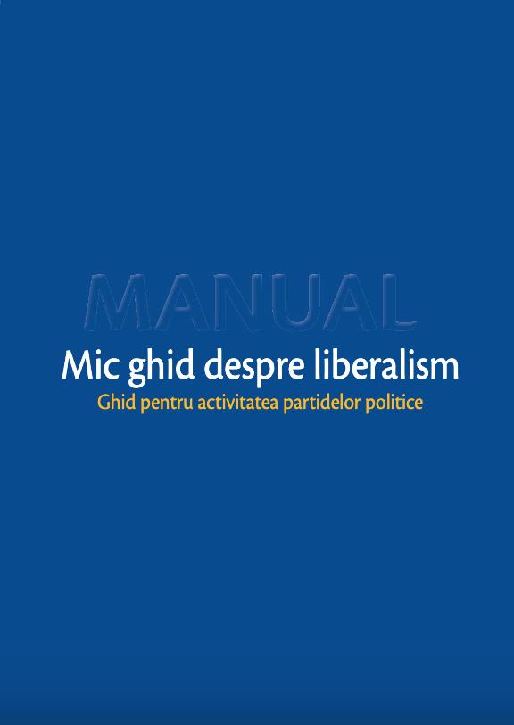 Mic ghid despre liberalism
