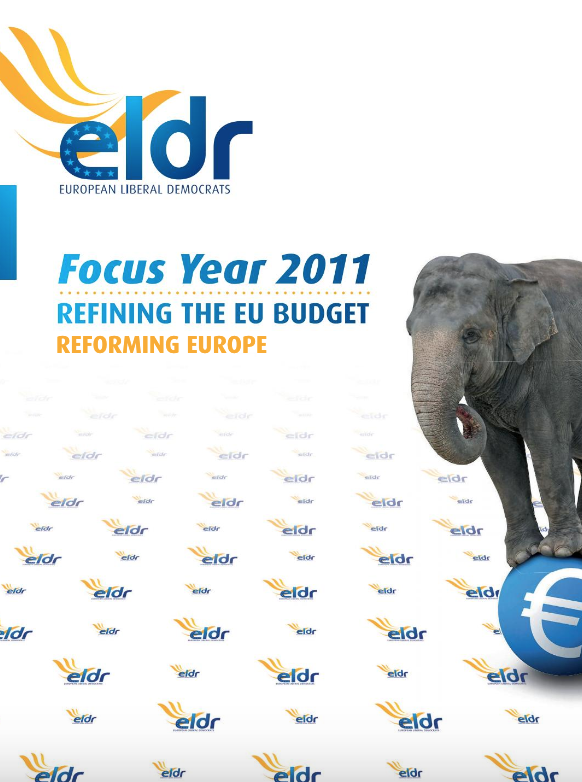 ELDR FocusYear2011 - Balancing the Budget