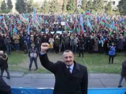 Arrest made after Azeri President suggests opposition crackdown to tackle COVID-19