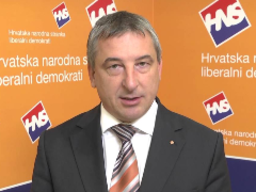 Štromar elected new leader of HNS in Croatia's first online vote