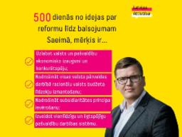 Liberals deliver in Latvia