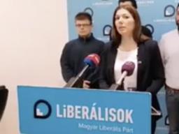 Hungarian liberals Liberálisok elect new leader
