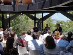 Garicano and Vestager meet in Barcelona