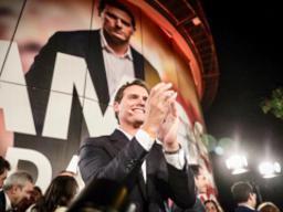 Ciudadanos gains more seats in Spain