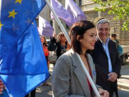 Team Europe marches for Europe in Budapest