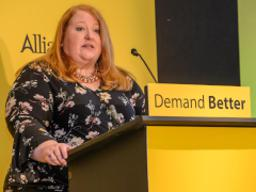Alliance Party announces lead candidate for EP2019