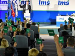 LMŠ presents candidates for European elections