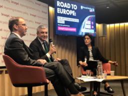 Garicano of Team Europe debates Europe's economy