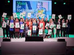 D66 holds congress ahead of regional elections