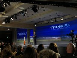 An Ireland for All: Fianna Fáil unite ahead of EP elections