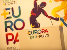 +Europa holds Founding Congress in Milan