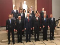 ALDE member is in Latvia's new coalition government